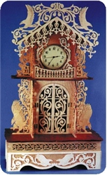 Fretwork Clock Patterns